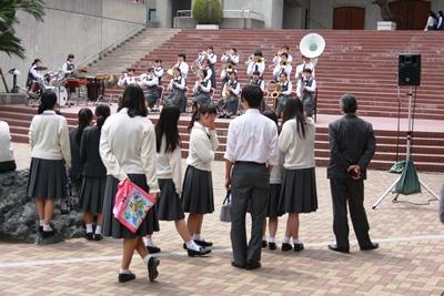 4月 | 2016 | 仁川学院中学高等学校吹奏楽部