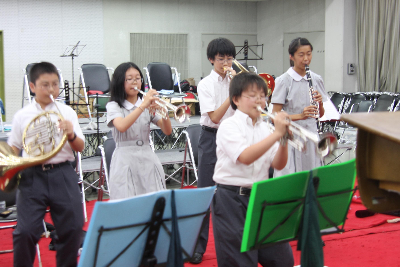 hanshinjiritunoie 574 | 仁川学院中学高等学校吹奏楽部